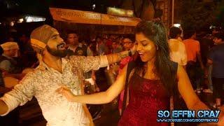 CRAZY DANCE AT GANPATI VISARJAN MUMBAI | MUST WATCH