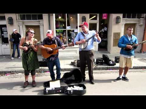 Cadillac Grainer String Band-Walking Cane