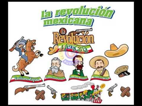 ♪♫♪ Canción Revolución Mexicana ( Ya viene Pancho Villa ) ♪♫♪