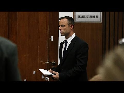 Oscar Pistorius: 'no mental disorder' at time of girlfriend's murder