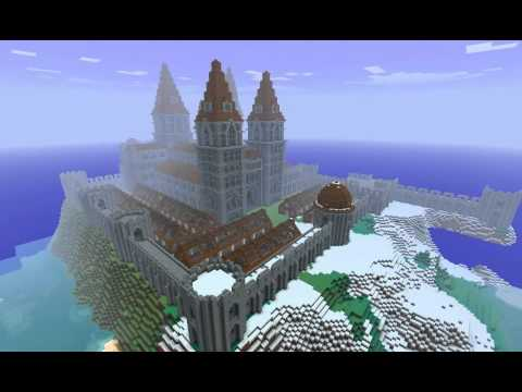 MINECRAFT Hogwarts castle part1 [world bset quality] download