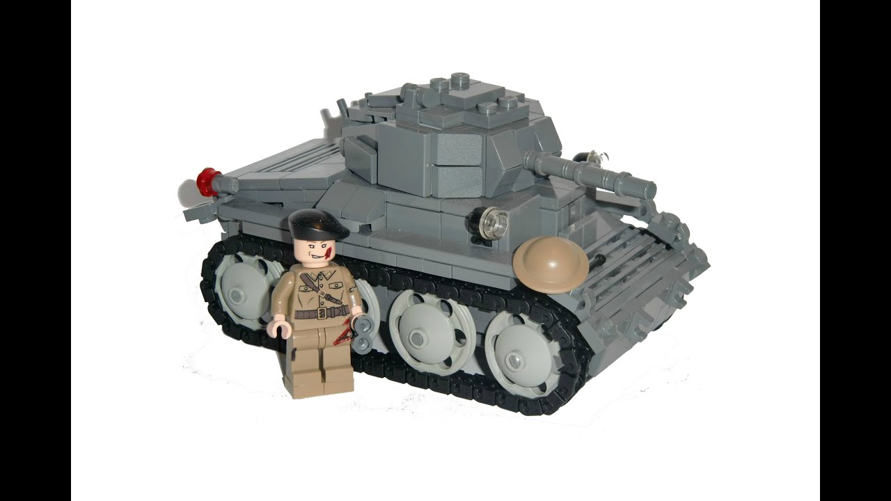 How to make lego ww2 vehicles viewing gallery