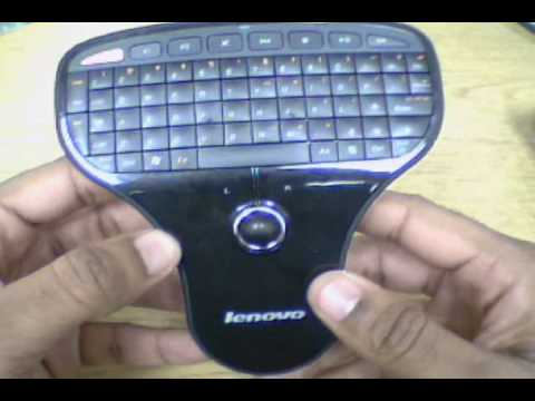 Lenovo Multimedia Remote Keyboard N5901 Review - PN 57Y6336