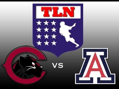 SLC Playoffs: #18 Arizona vs #4 Chapman