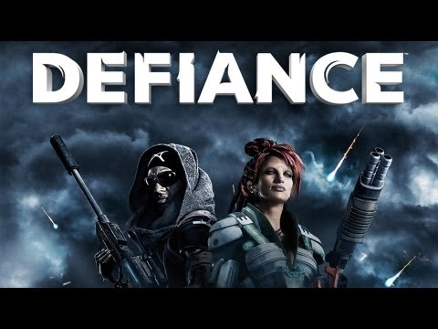 GameSpot Now Playing - Defiance