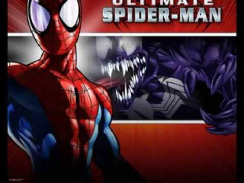 Mis fotos de ultimate spiderman
