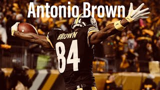 Antonio Brown || Roll In Peace