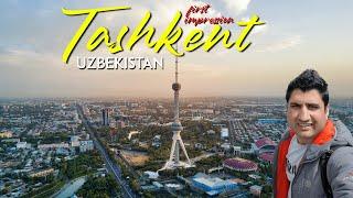 Welcome to Tashkent Uzbekistan    Arrived in Tashkent
