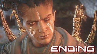 Dragon Age Inquisition - Ending - Female Qunari - Evil Choices
