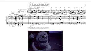 Lagu The Nightmare Before Christmas Soundtrack #15 Christmas Eve ...