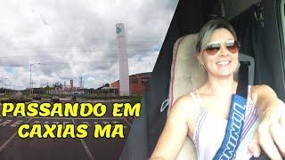 PASSANDO EM CAXIAS MA