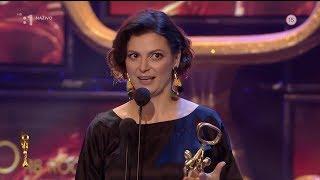 OTO 2018 - kategoria herečka Lujza Garajová Schrameková