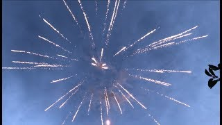 Setting Off Fireworks - HD / July 4, 2017