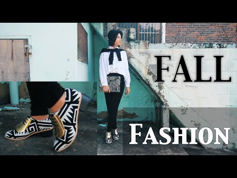 FAD: Fall Fashion Lookbook DEM SHOES THOUGH!