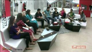 Big Boss Season 6 Episode 43 - 18th November 2012 - Full Episode
