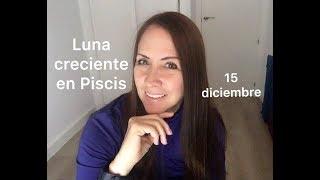 LUNA CUARTO CRECIENTE PISCIS ... CRECIMIENTO DE CONSCIENCIA EMOCIONAL