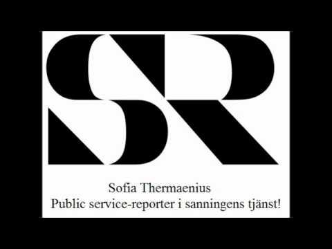 Skjutjärnsjournalistik på Sveriges Radio