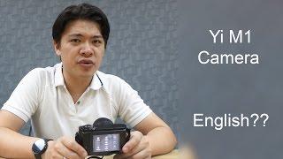 Yi M1 Camera Language Problem