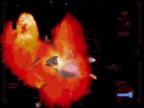 Wing Commander IV PC DVD (Deutsch / German) # 36 - Mission 11.1a/b: Das Flash-Pak