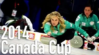 Homan vs. Jones - 2014 Home Hardware Canada Cup of Curling (Draw 9)