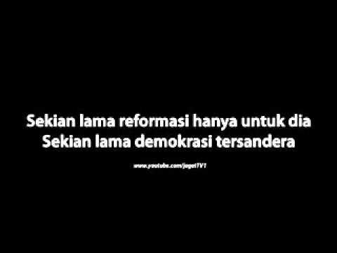 Mars Jokowi   JK Bersatu Padu Coblos Nomor 2 By Kill The DJ & Balance