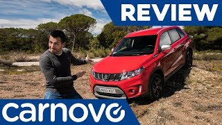 Suzuki Vitara - SUV / Opinión / Review / Prueba / Test en español | Carnovo