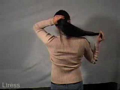 Samantha's Long Hair (clip) video