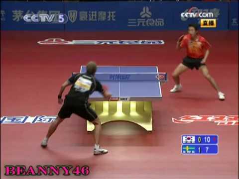 Joo Se Hyuk vs Jorgen Persson (2009 Europe-Asia Challenge)