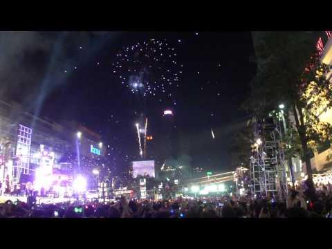 New year 2011 @Bangkok Central World