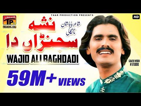 Nasha Sajna Da - Wajid Ali Baghdadi - Latest Song 2017 - Latest Punjabi And Saraiki Song
