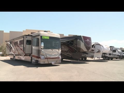 """Glamping"" with La Mesa RV"