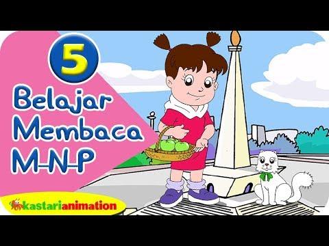Ayo Belajar Membaca 5 Bersama Diva - Kastari Animation Official video
