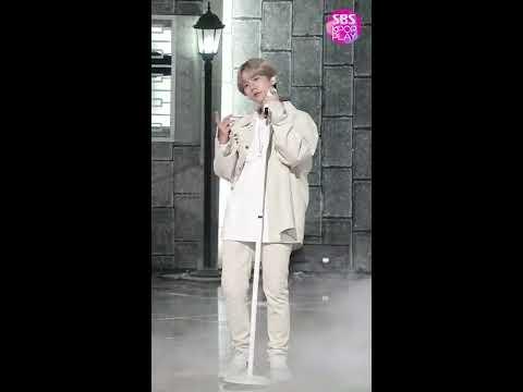 [안방1열 직캠4K] 백현 'UN Village' (BAEKHYUN Fancam)│@SBS Inkigayo_2019.7.14