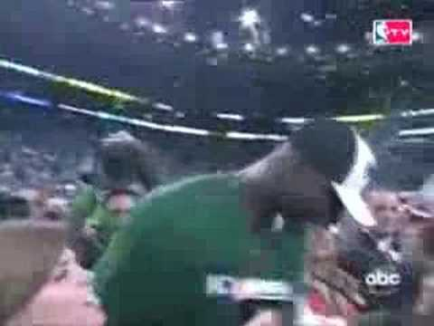 Kevin Garnett ANYTHING IS POSSIBLE!!! Interview (6.17.08)
