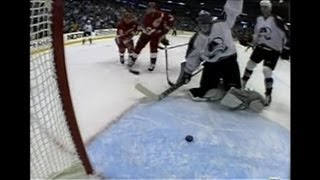 Brendan Shanahan Goal (Gm6 2002 @ Col - Statue of Liberty Play)