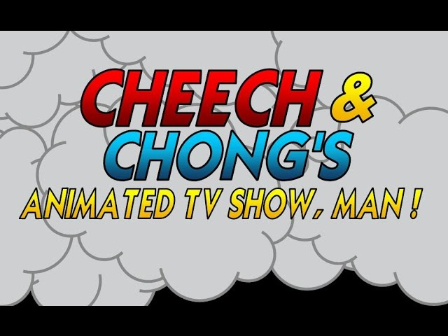 Official TRAILER Cheech & Chong's Animated TV Show,MAN! Coming 2015