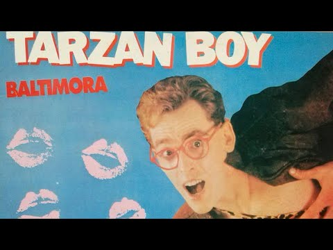 Baltimora - Tarzan Boy video