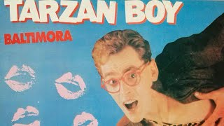 Клип Baltimora - Tarzan boy
