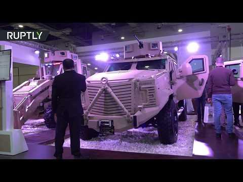 International military exhibition EDEX 2018 kicks off in Egypt