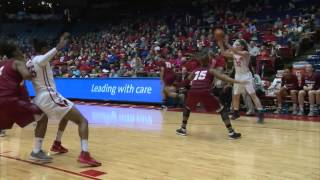 Dayton Women's Basketball: UMass Postgame