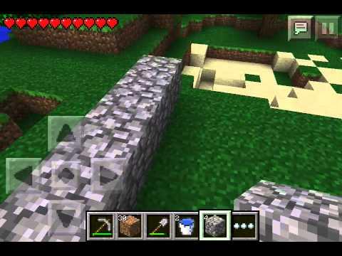 Chicken Minecraft pe Minecraft pe 0.7.1 Survival