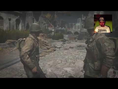 CSAK MERT JÓ VOLT: COD WWII #2