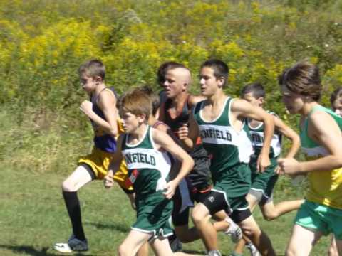 Winfield Middle School XC Video
