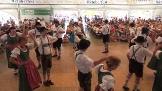 Haushammer - Die Gemuetlichen Schuhplattler - Oktoberfest -- 2013