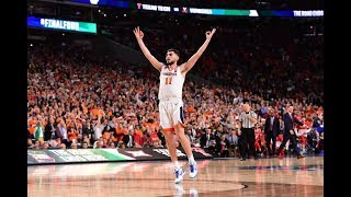 Ty Jerome highlights in Virginia's 2019 national championship victory