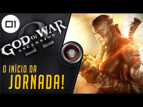 God Of War Ascension #1 - O Incio Da Jornada - By Tutto
