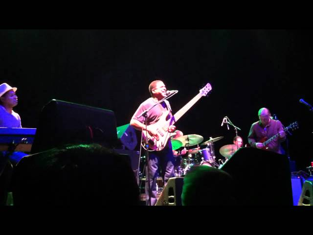 Oteil Burbridge Solo/Scat - The National - Richmond, Va