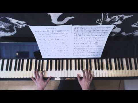 ようかいしりとり by 種ともこ - piano cover