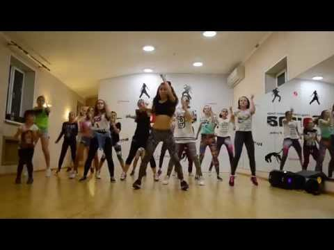 Forma Dancehall Beginners - Choreography by Lena Korneychuk