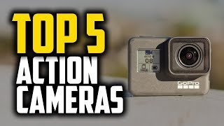 Best Action Cameras in 2019 | Record All The Action!